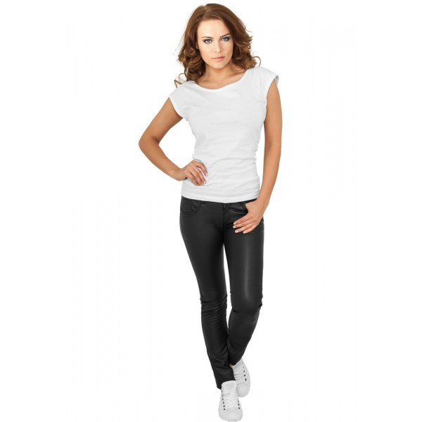 Ladies Leather Imitations Pants