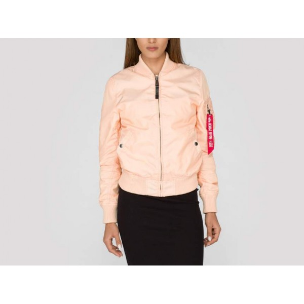 Alpha Industries MA-1 TT Women Apricot
